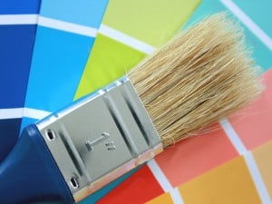 Cómo teñir una pintura blanca con Entonadores o Colorantes