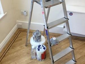 Escaleras para Pintar: tijera, dobles y de apoyo