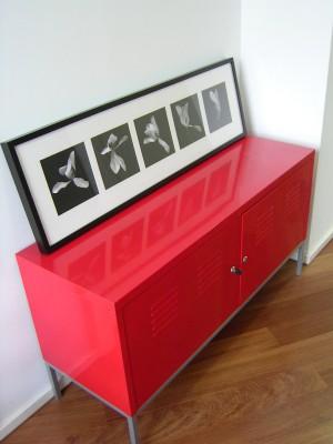 Esmalte sint tico para maderas y metales for Pintar muebles con spray