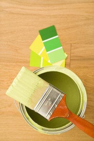 Preparación de pinturas