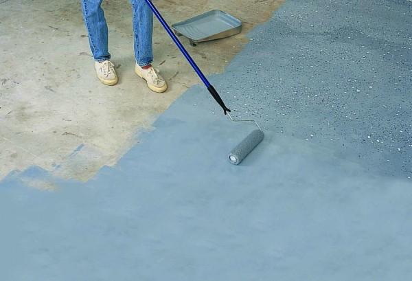 C mo pintar pisos de cemento o baldosas - Como pintar las juntas del piso ...