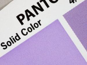 Todo sobre la guía de colores Pantone