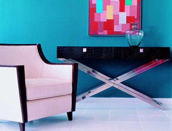 Combinar el color de las paredes con los muebles - Muebles color cerezo como pintar paredes ...