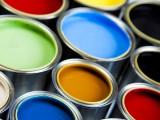 Carta de colores de esmaltes sintéticos comunes