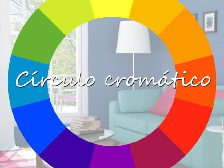 Portada colores del círculo cromático