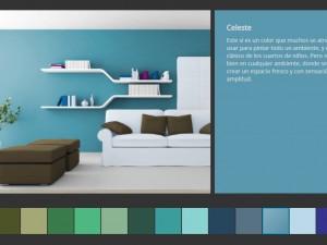 Simuladores de ambientes y colores online