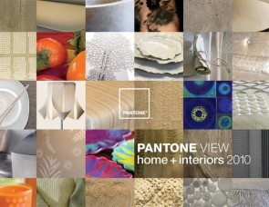 Pantone View Home Interiors 2010