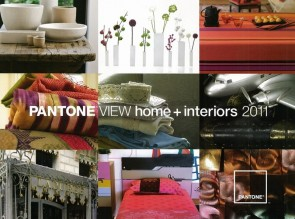 Pantone View Home Interiors 2011