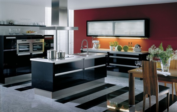The singular kitchen amoblamientos de cocina for Singular kitchen