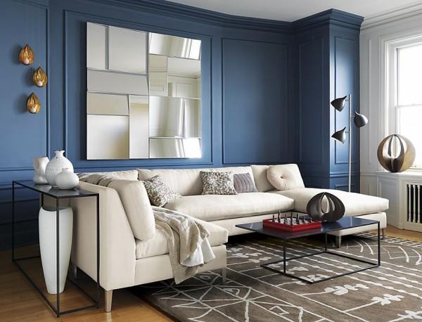 Salon Azul Navy