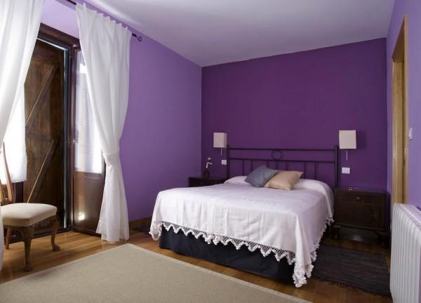 Como Combinar Paredes En Violeta Pintomicasacom - Que-colores-combinan-con-el-lila