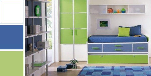 Combinaciones de colores para habitaciones de varones - Combinacion colores dormitorio ...