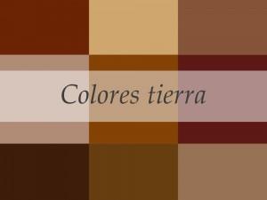 Pinta y decora en colores tierra