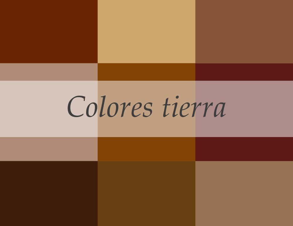 Pintomicasa Compinta Y Decora En Colores Tierra Pintomicasa Com