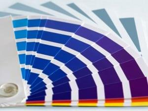Distintos tonos de azul para pintar tu casa
