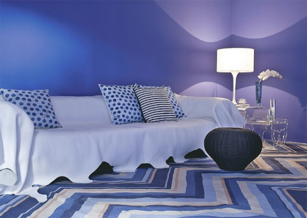 Distintos tonos de azul para pintar tu casa - Cual es el color anil ...