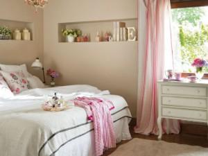 Colores que combinan con beige en la pintura de las paredes