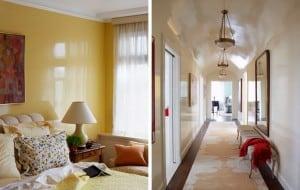 Interiores brillantes