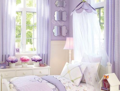 Combinaciones de colores para cuartos de ni as - Habitaciones para dos ninas ...