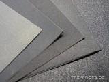 Uso del papel de lija