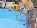 Pintar una piscina o pileta de natación