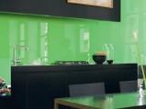 Vidrio lacado, revestimiento para paredes y muebles