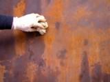 Efecto óxido sobre paredes y objetos