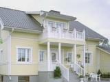 Colores para exteriores y fachadas