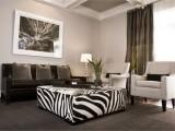Interiores en todos los tonos de gris