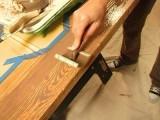 Veteado imitación madera