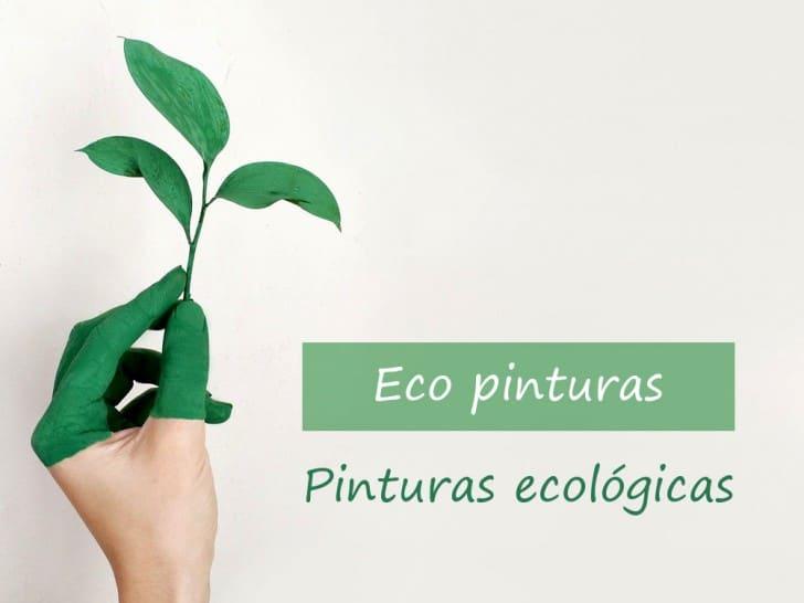 Pinturas ecológicas