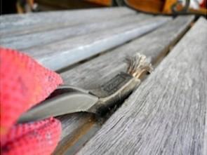 sepillado madera