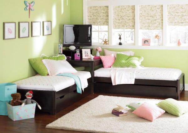 Colores para dormitorios mixtos - Colores de paredes de dormitorios ...