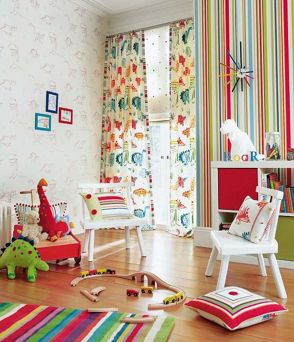 Colores para dormitorios mixtos - Pintar dormitorio infantil ...