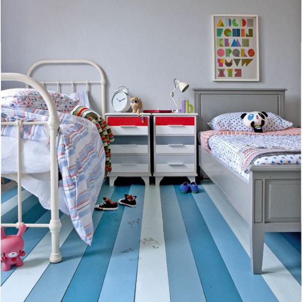 Colores para dormitorios mixtos - Dormitorios infantiles mixtos ...