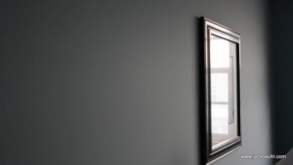 Pinturas de acabado mate sin brillo for Pintura de paredes interiores fotos