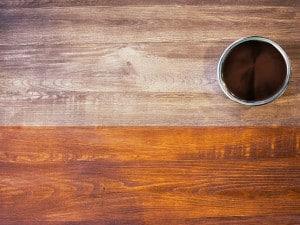 Tipos de barnices para madera