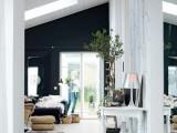 Atrevete a pintar las paredes de negro