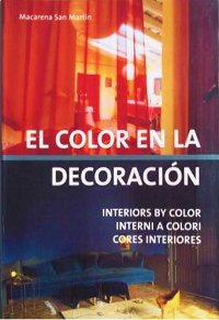 el color en la decoracion