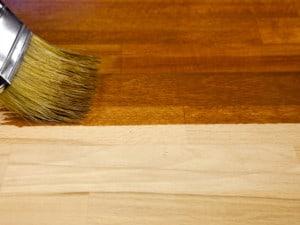¿Cómo teñir la madera?, aprende el paso a paso