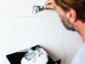Diversos usos de la Pasta Muro en paredes