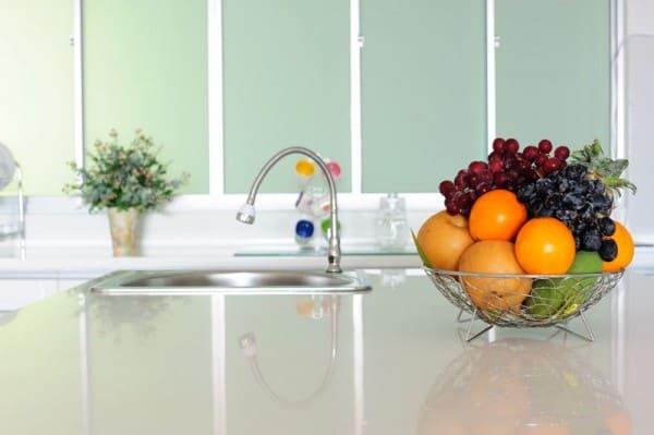 Tipos de pinturas para renovar cocina y ba o - Combinar colores cocina ...