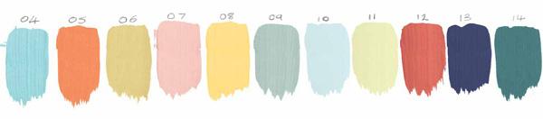 Evolucion del color