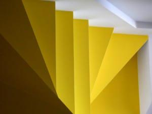 Ideas originales para pintar la escalera