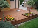 Cómo proteger la madera de un deck