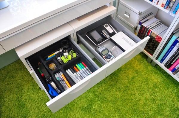 Cajon super organizado