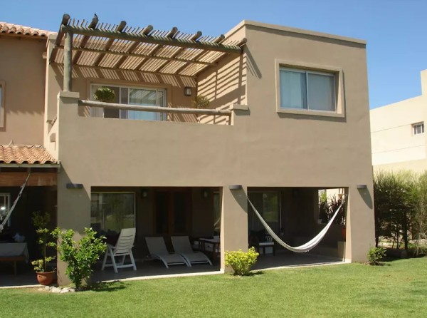 Colores de pintura para fachadas y exteriores - Pinturas de exteriores para casas ...