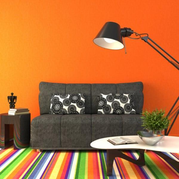 Combinaciones de colores alegres para pintar una habitaci n - Color arena para paredes ...