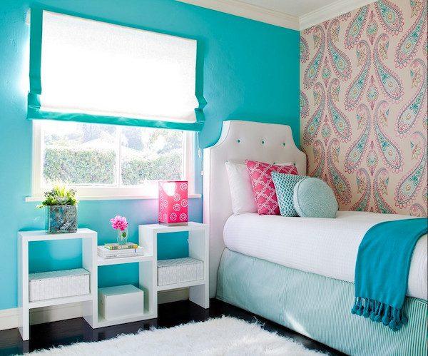 Combinaciones de colores alegres para pintar una habitaci n - Combinacion colores habitacion ...