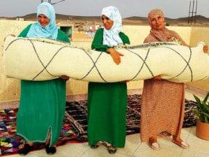 Por qué deberías tener una alfombra Beni Ouarain